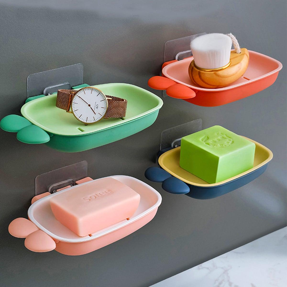 1pc Carrot Design Random Soap Holder