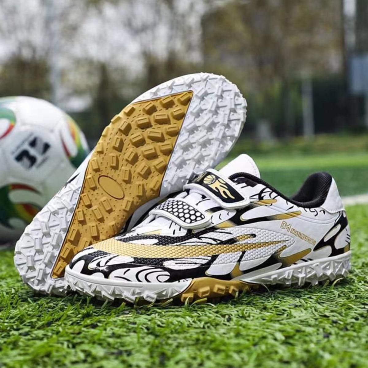 Футбольные бутсы на липучке для мальчиков SheIn skshoes25210506912