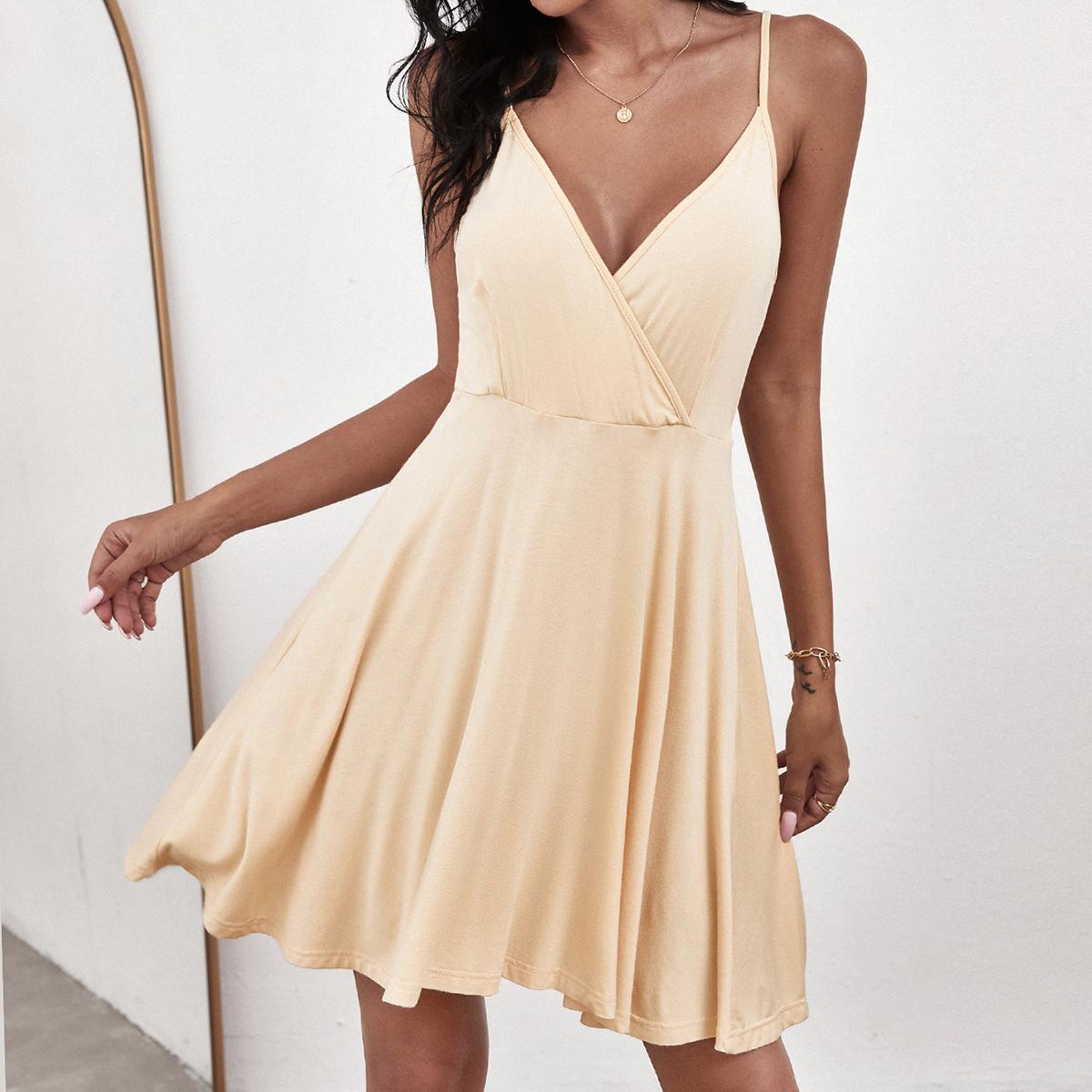 Платье на бретелях SheIn swdress07210416798