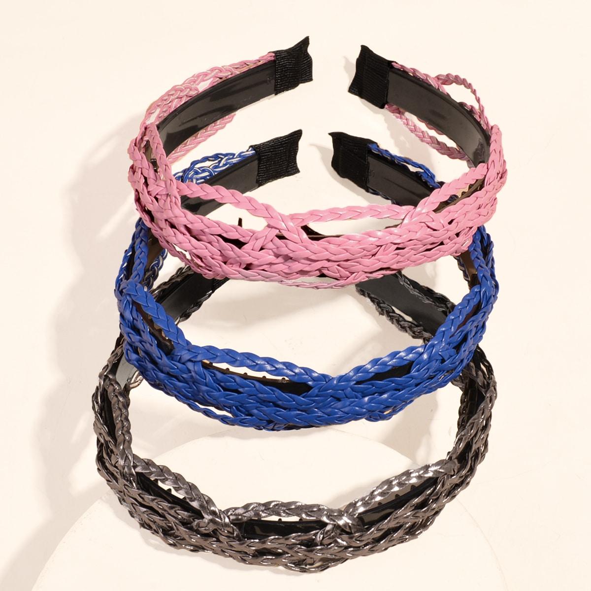 Braided Headband, SHEIN  - buy with discount