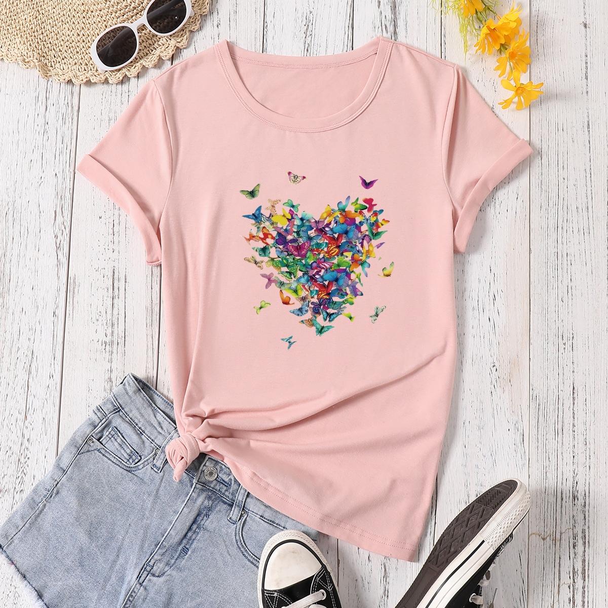 Casual Dieren T-shirt