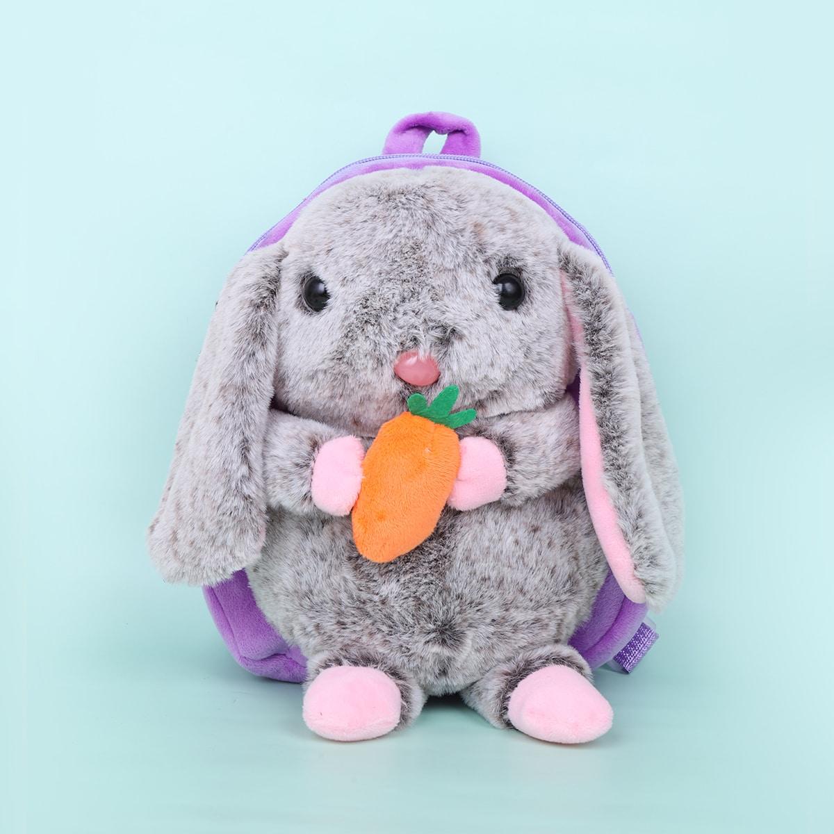 Рюкзак с кроликом для девочек SheIn skbag18210603571