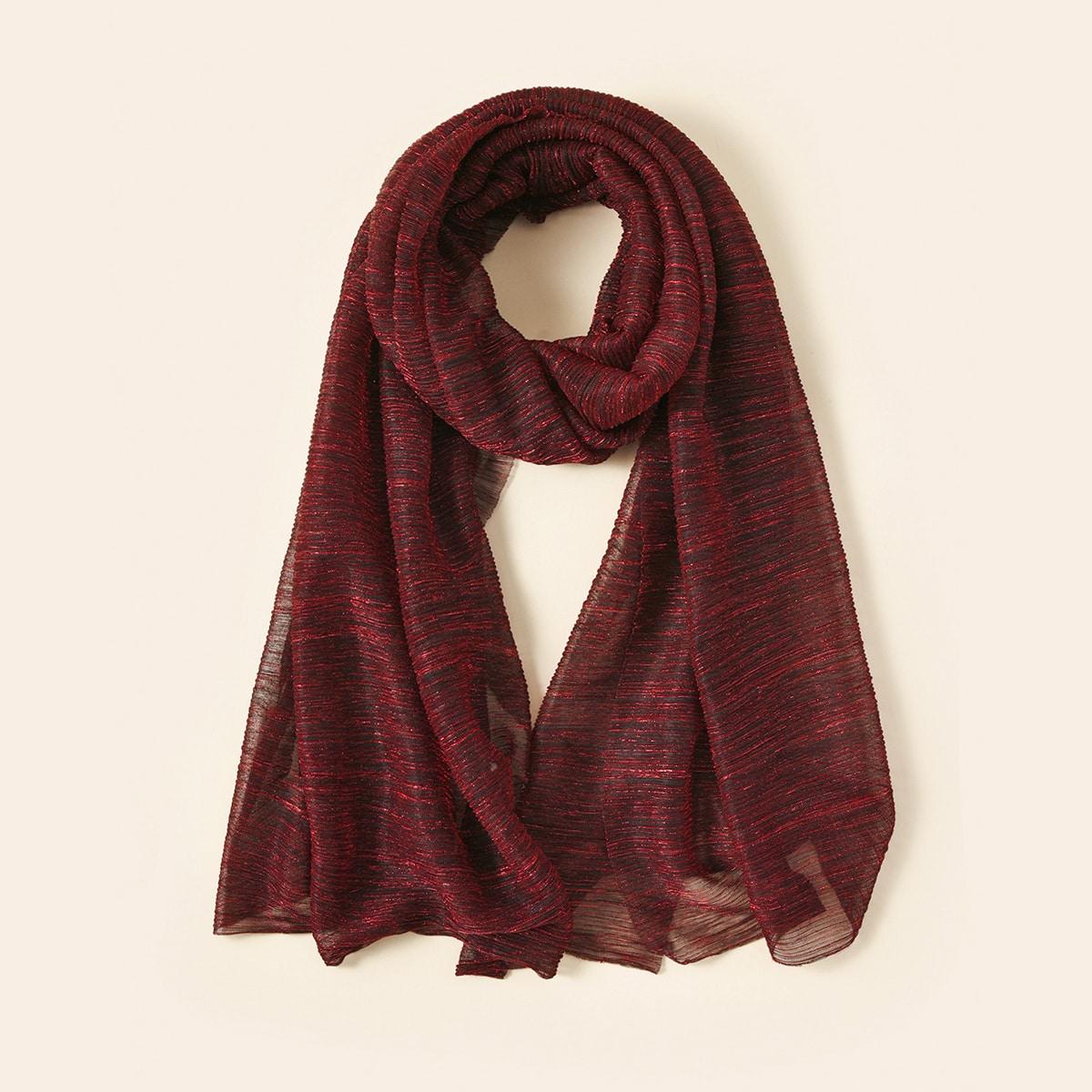 1pc crumpled scarf