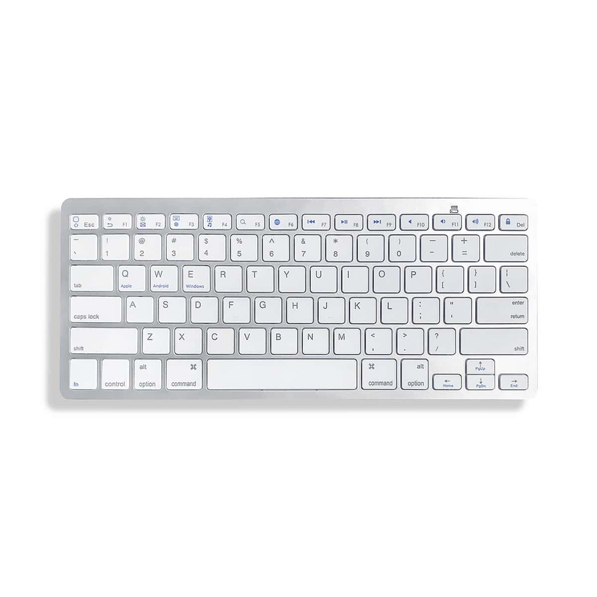 Беспроводная клавиатура-блютуз