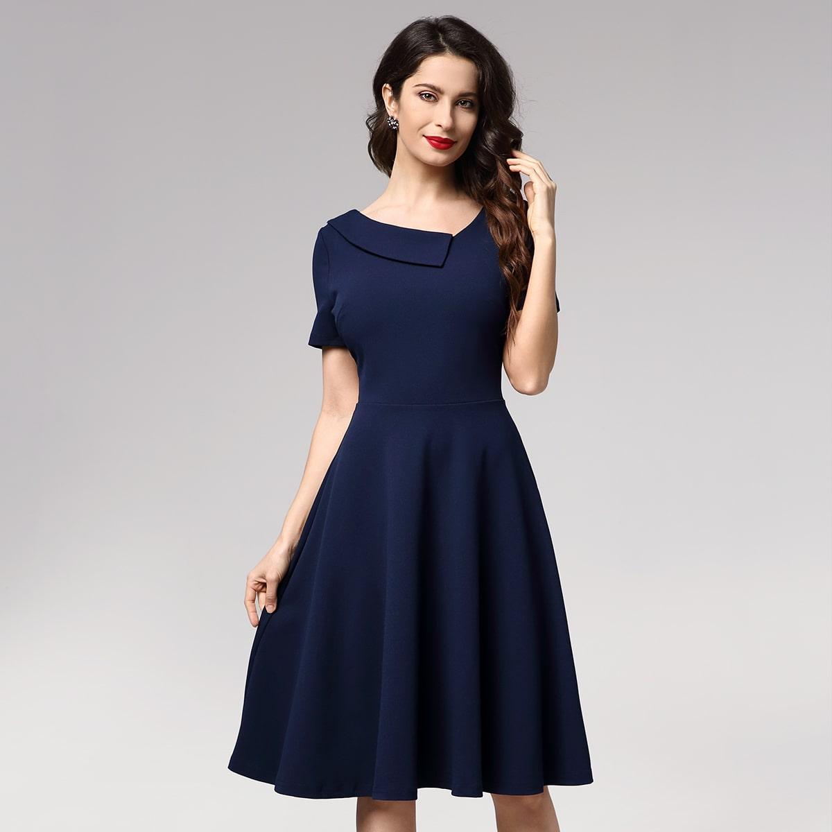 Платье для выпускного вечера от SHEIN