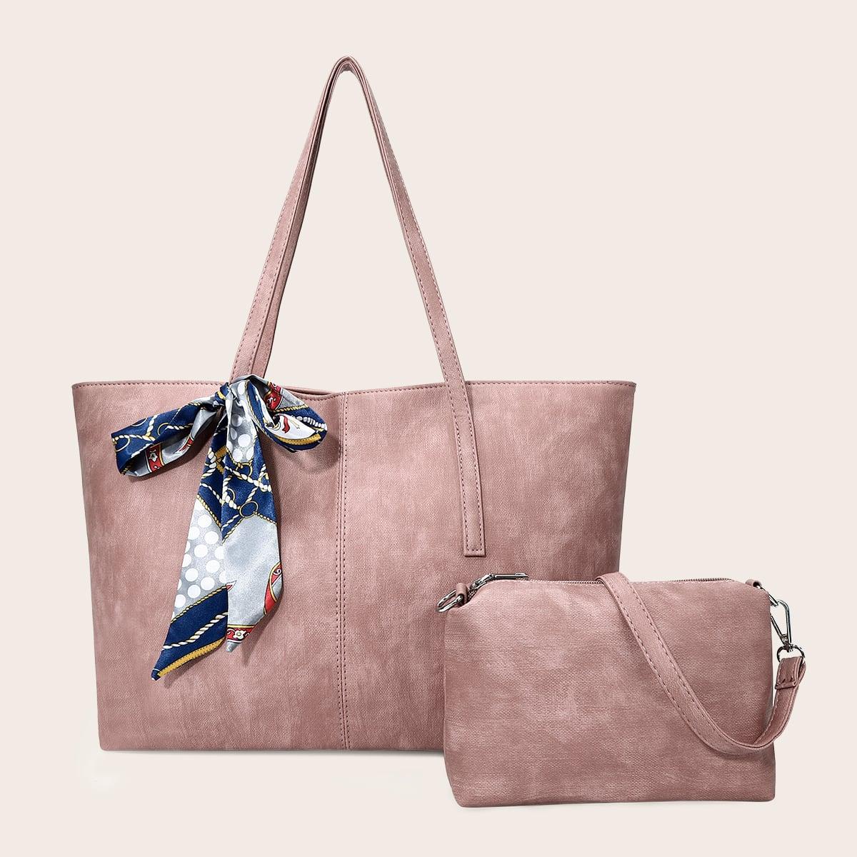 2шт Набор сумок с декором платка