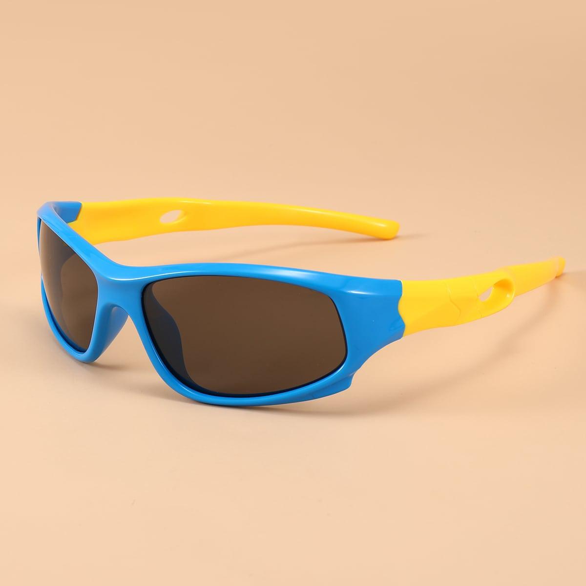 Поляризованные солнцезащитные очки для мальчиков
