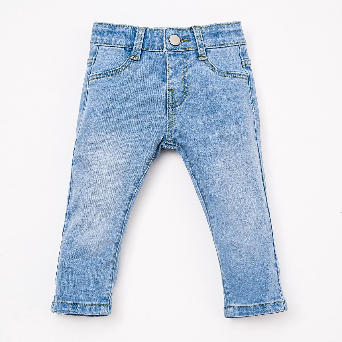 Детские джинсы-унисекс от SHEIN
