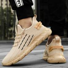 Guys Lace Up Front Running Shoes