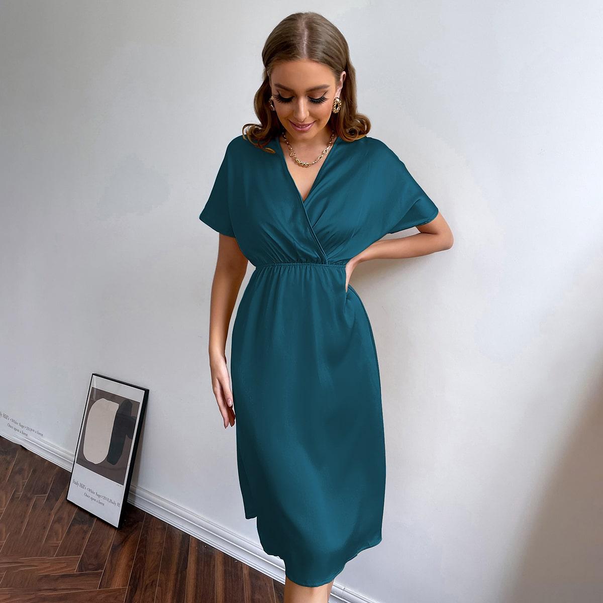 Оригинальное платье SheIn sw2106227937305540