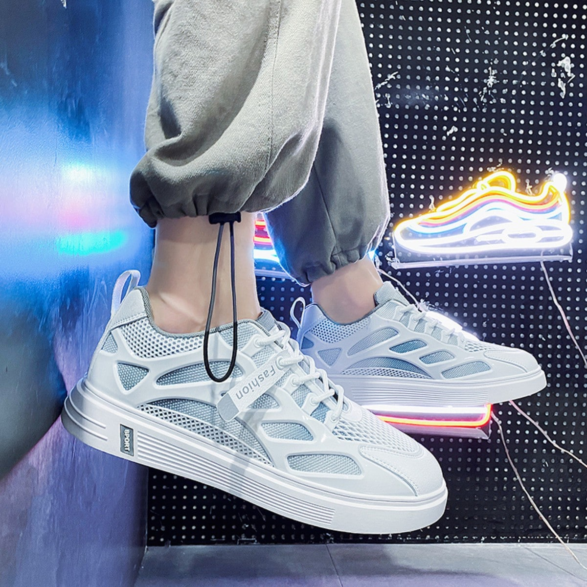 Zapatos deportivos para hombre