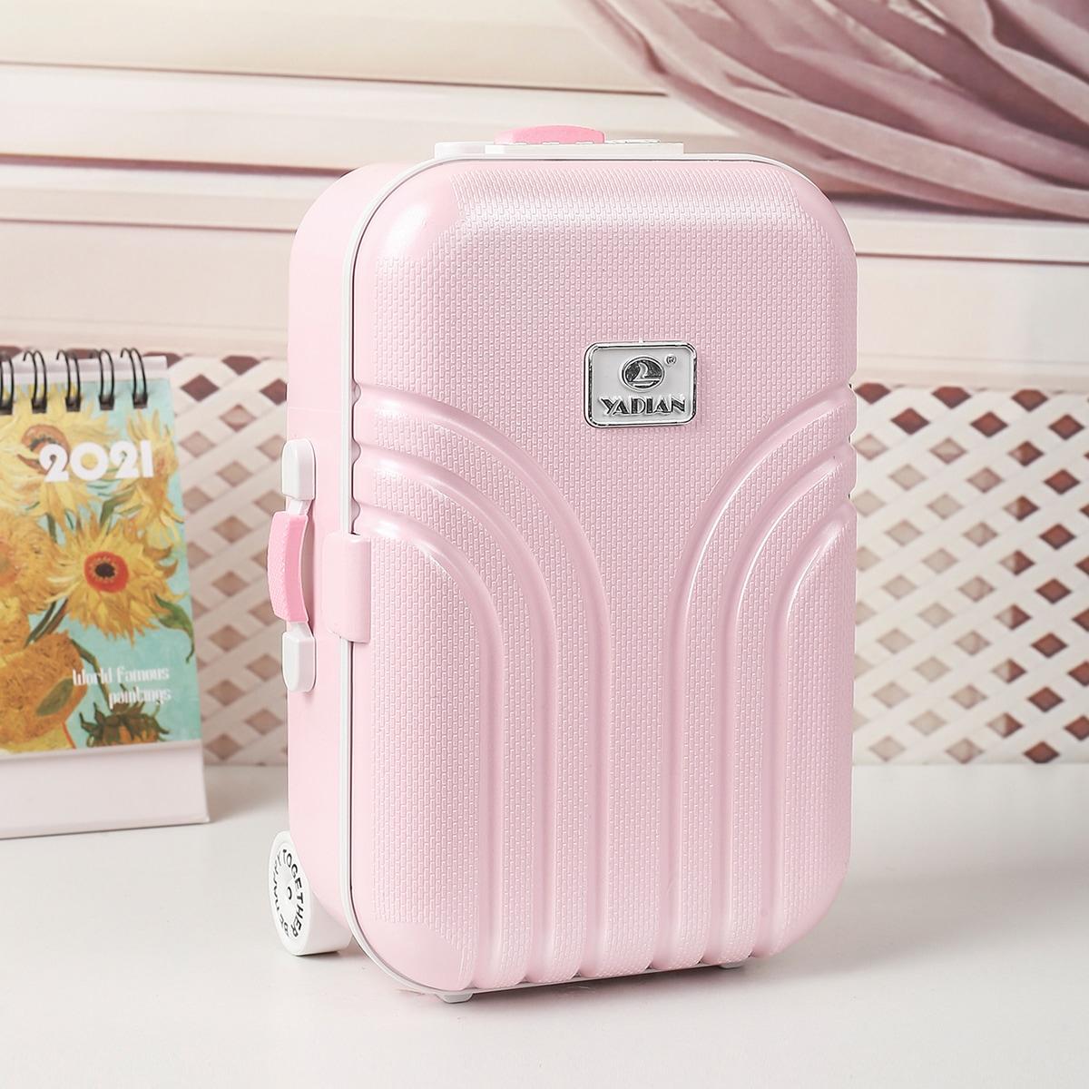 Suitcase Shaped Music Box