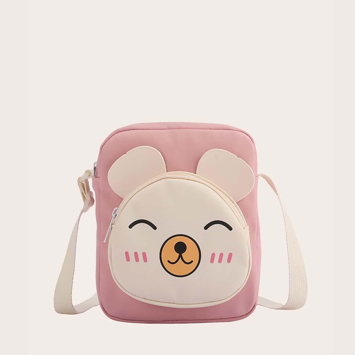 Регулируемый Детские сумки через плечо SheIn sk2107058105426252