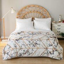 Marble Pattern Summer Quilt