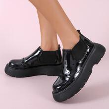 Minimalist Flatform Shoes