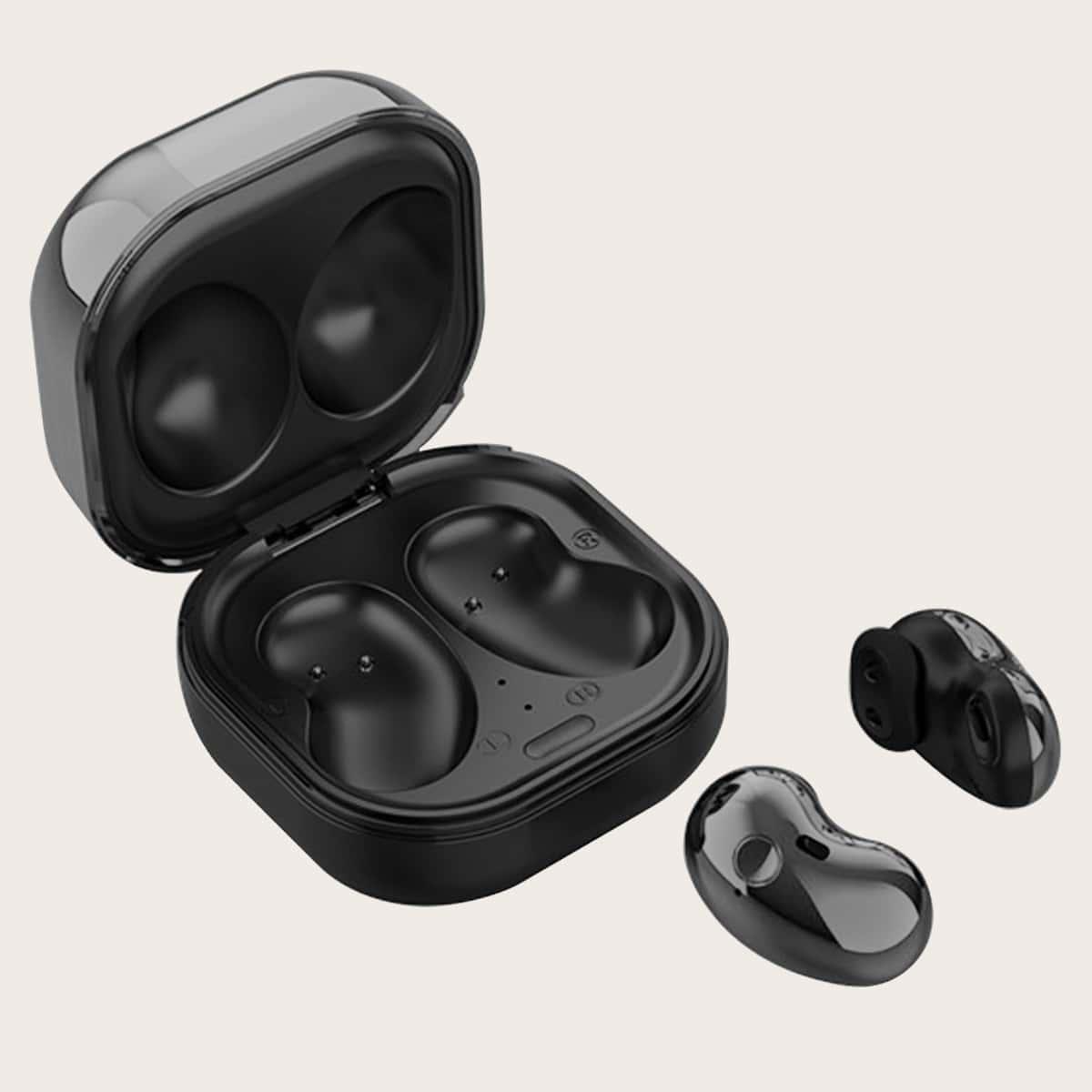 Наушники Bluetooth с цифровым дисплеем питания