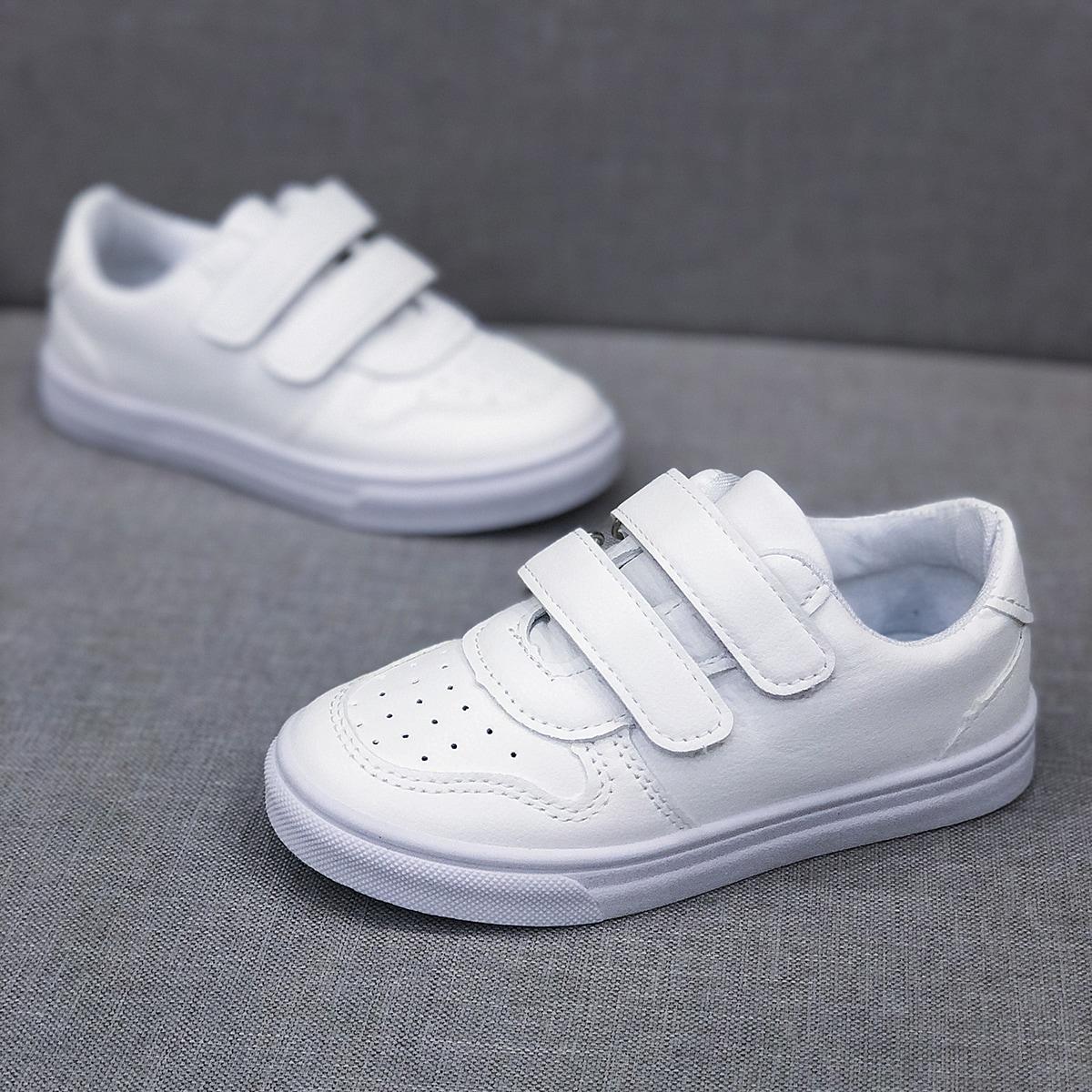 Минималистичная обувь для скейтбординга на липучке для девочек от SHEIN