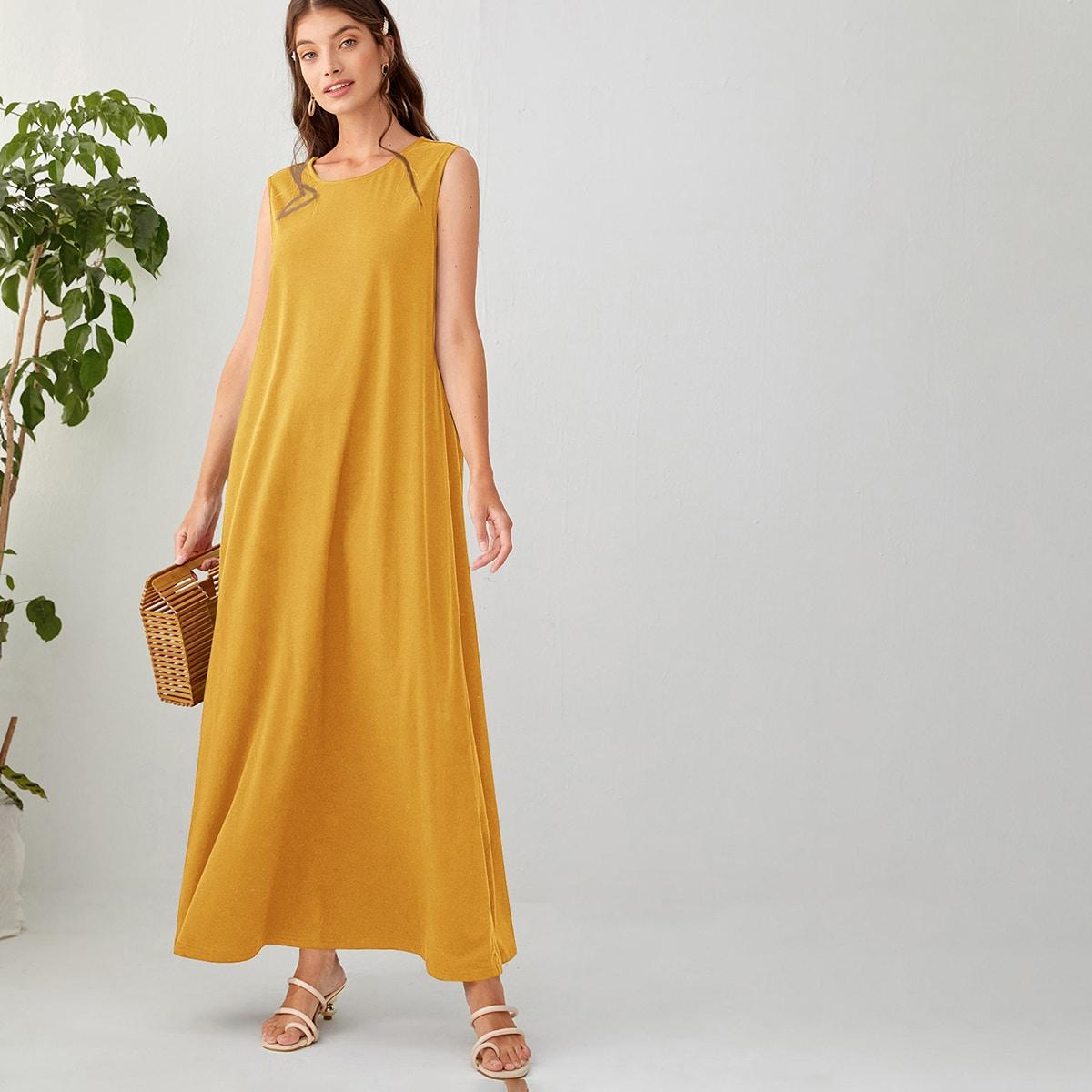 Платье макси SheIn sS2104220022170939