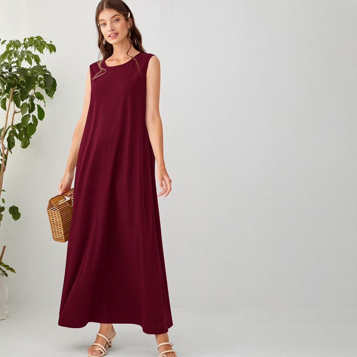 Платье макси SheIn sS2104220022102671