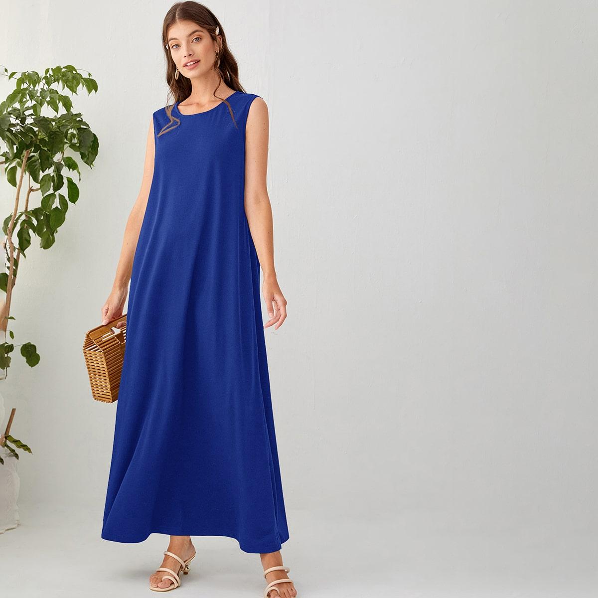 Платье макси SheIn sS2104220022177794