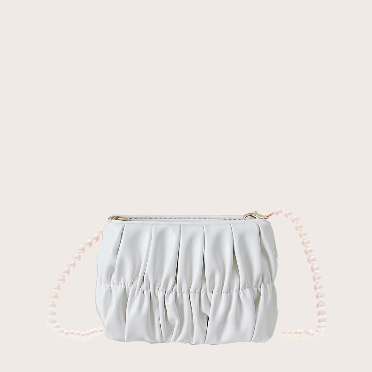 Минималистичная сумка через плечо для девочек SheIn sK210616525392109