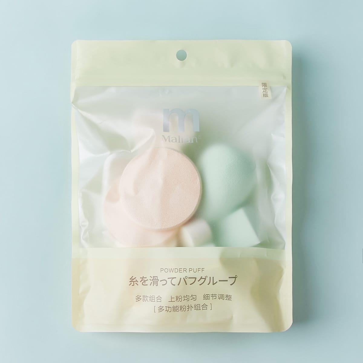 1 упаковка Спонж для макияжа
