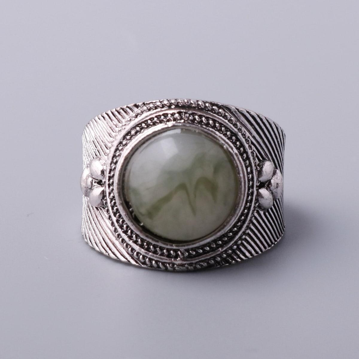 Мужской Кольцо с камнем