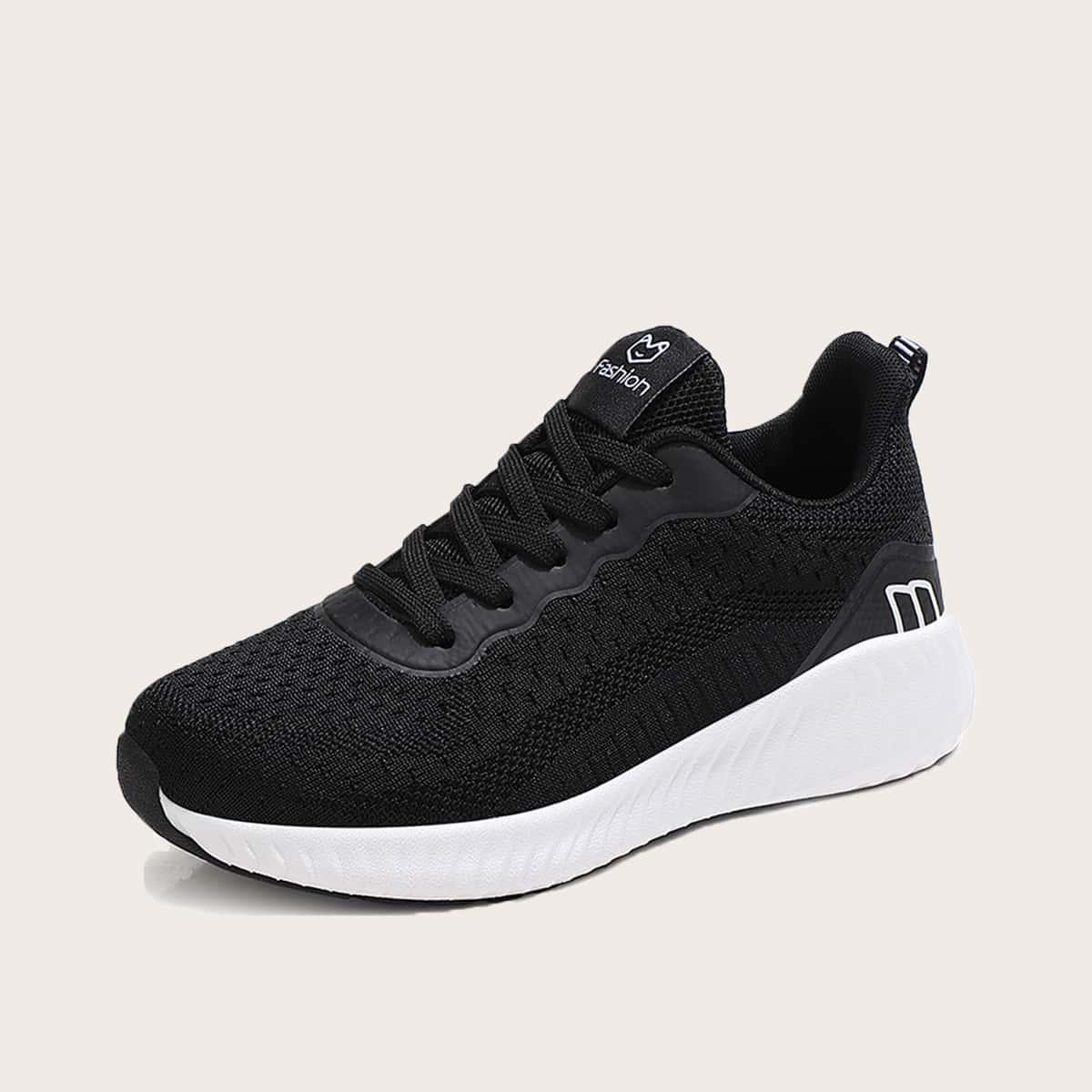 Беговая обувь дышащий легкий на шнурках