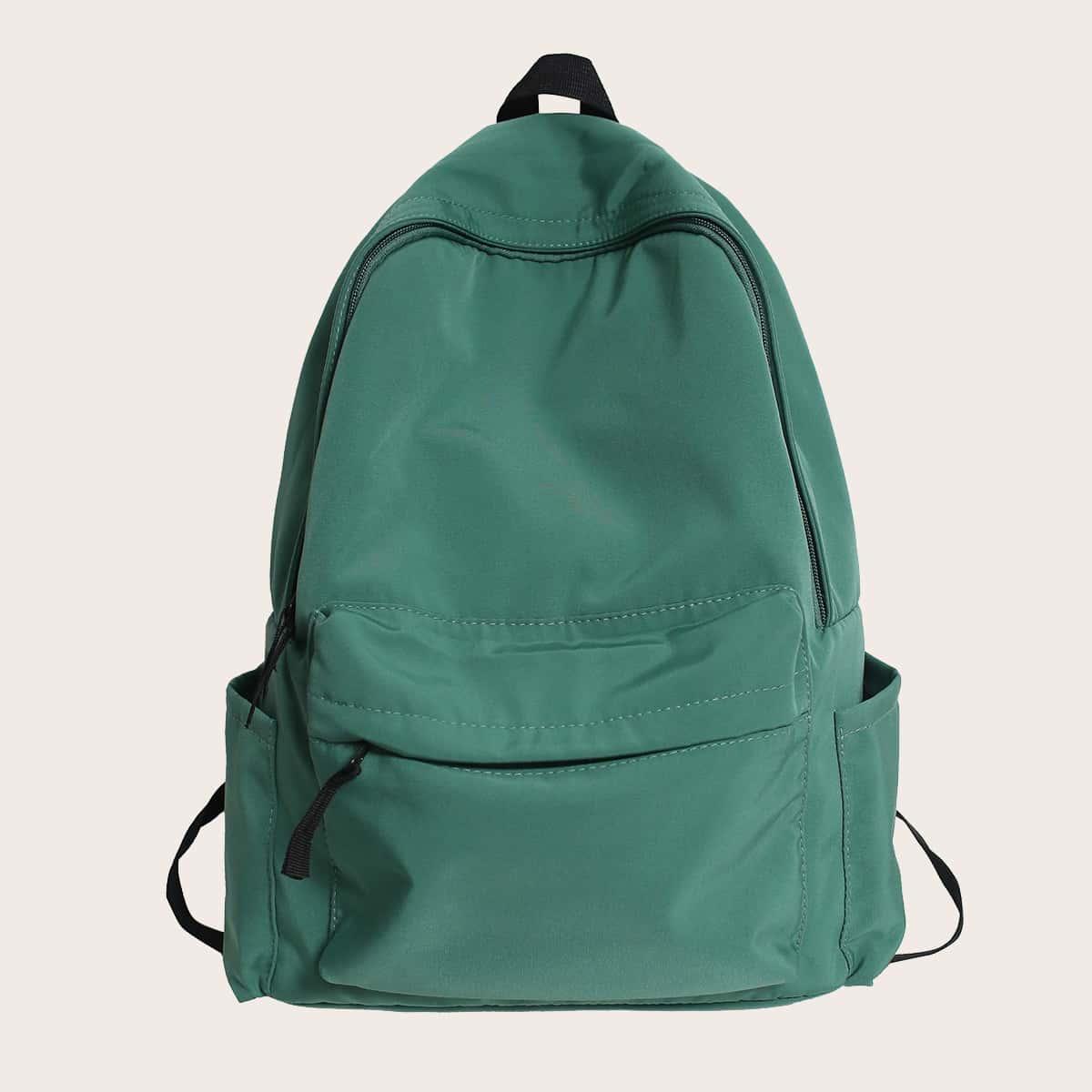 Рюкзак большой емкости минималистичный