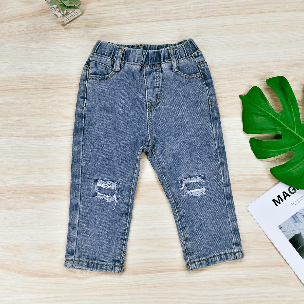 Рваные джинсы от SHEIN