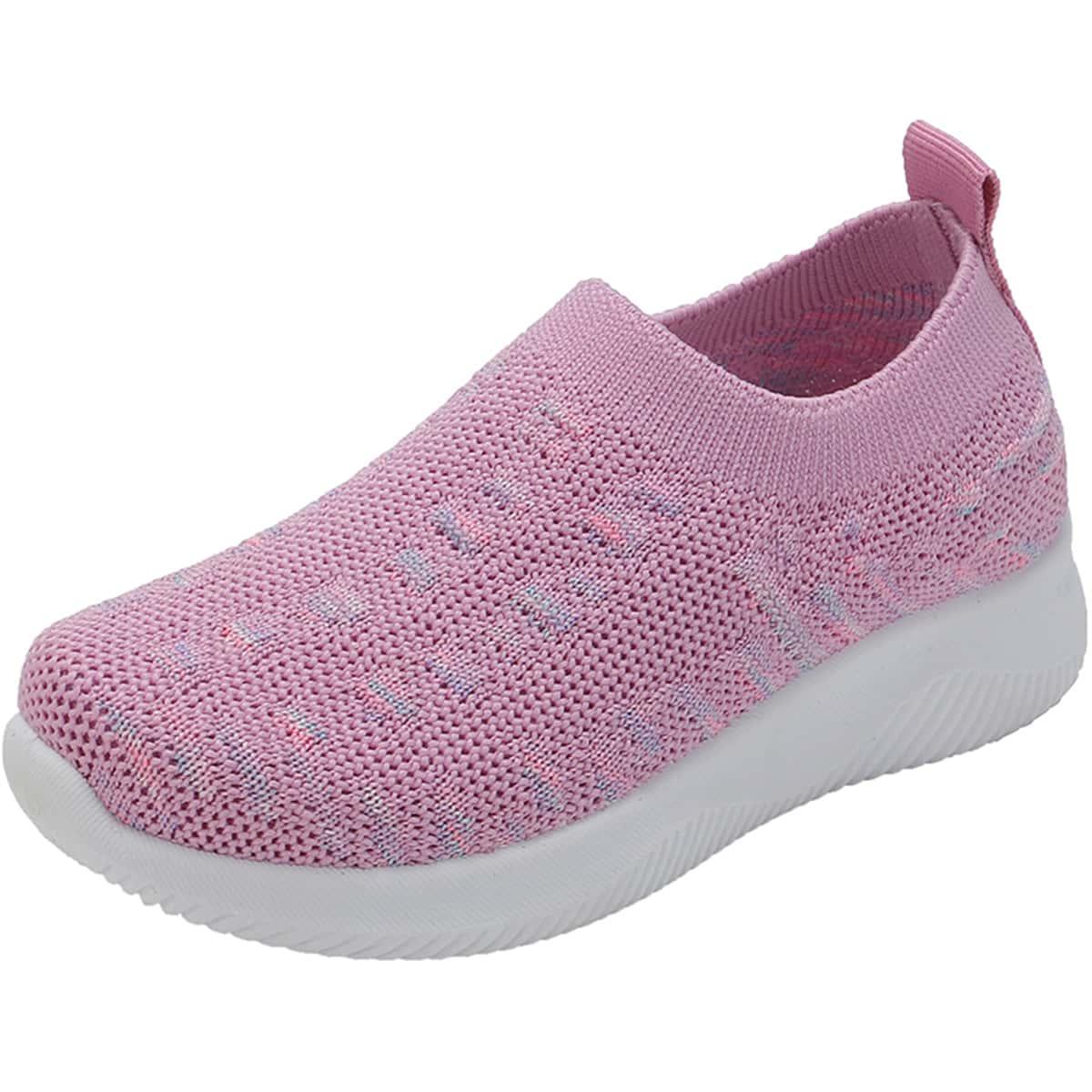 Минималистичные кроссовки для девочек от SHEIN