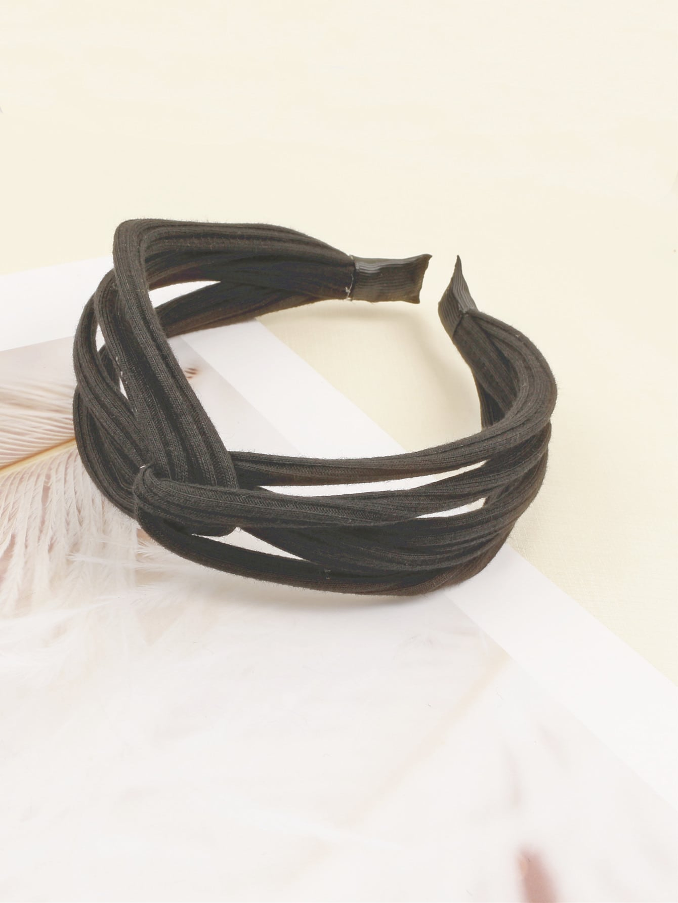 Solid Twist Headband