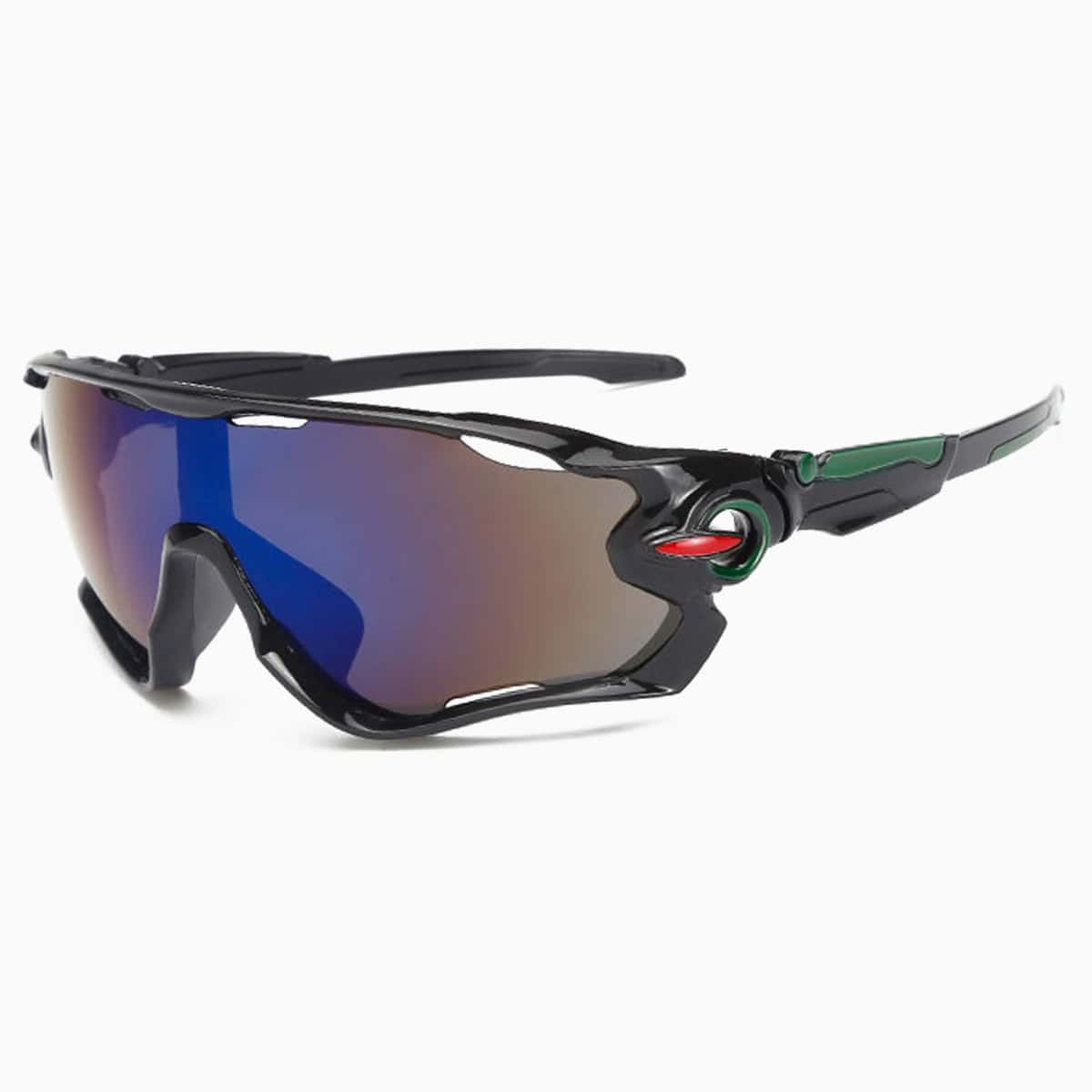SHEIN Gepolariseerde zonnebril voor heren