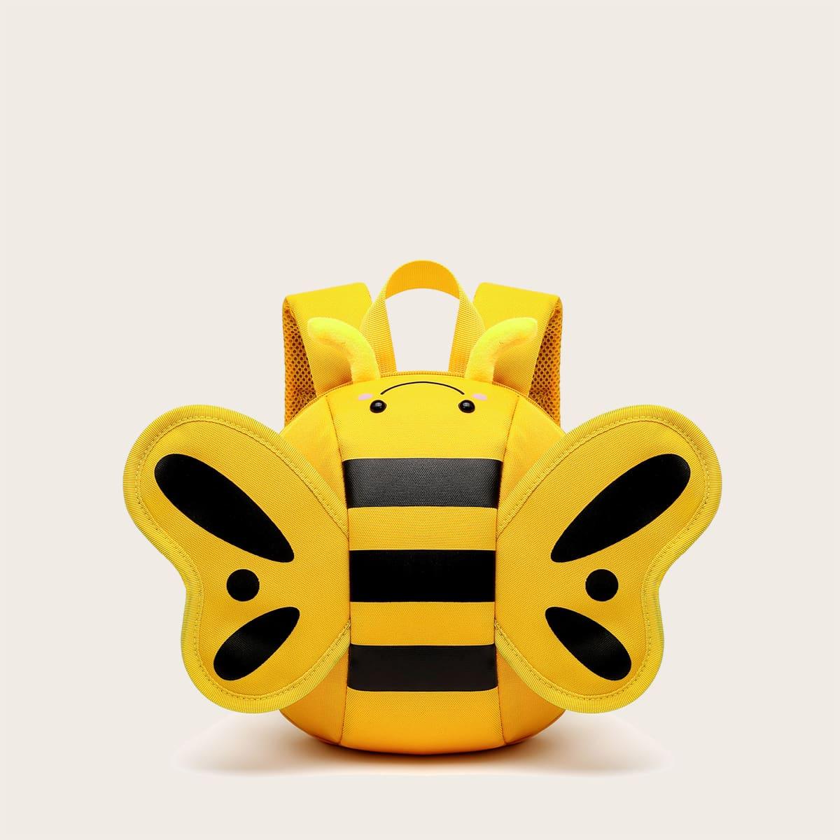 Рюкзак унисекс в форме пчелки