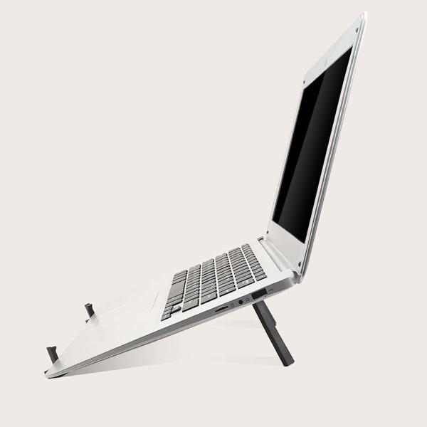 Foldable Laptop Stand, Black