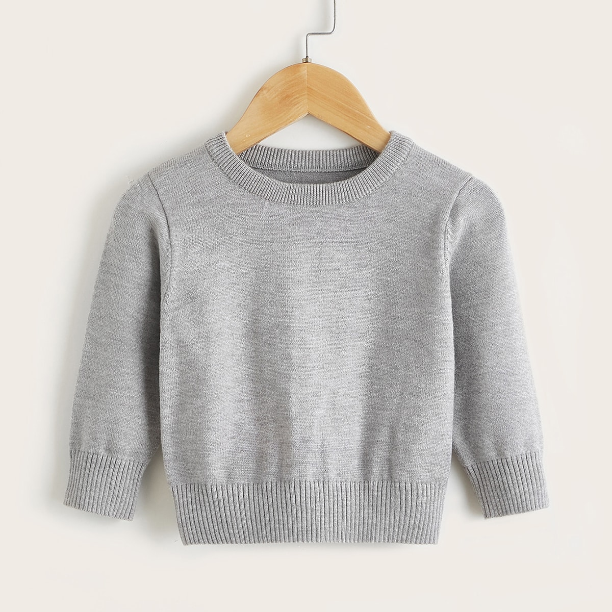 детский Свитер вязаный SheIn sksweater25210518508