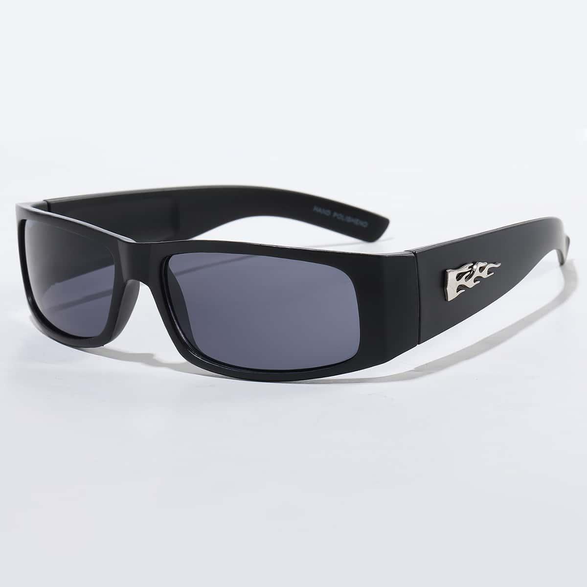 Мужские спортивные солнцезащитные очки для велоспорта от SHEIN