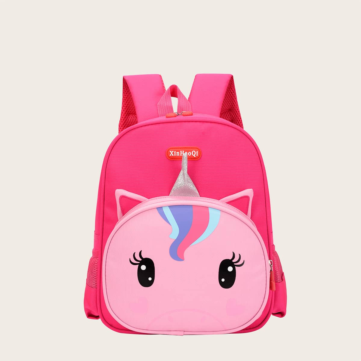 Рюкзак с узором с узором единорога для девочек SheIn sk2108114018207018