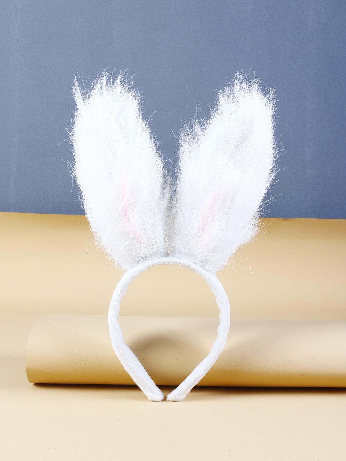 Rabbit Ear Decor Headband