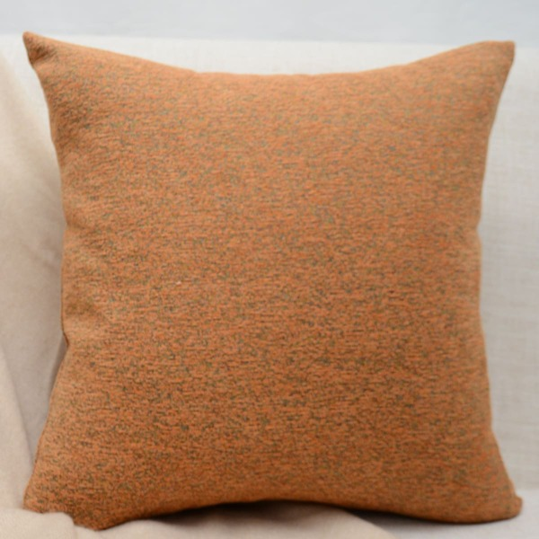 Plain Cushion Cover Without Filler, Multicolor
