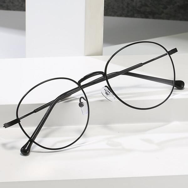 Metal Frame Eyeglasses