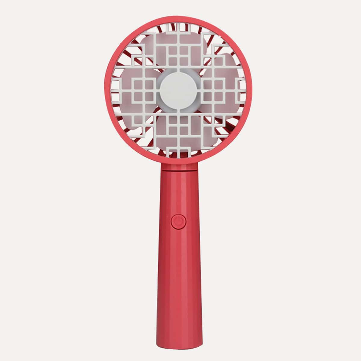 1шт Электрический вентилятор складной