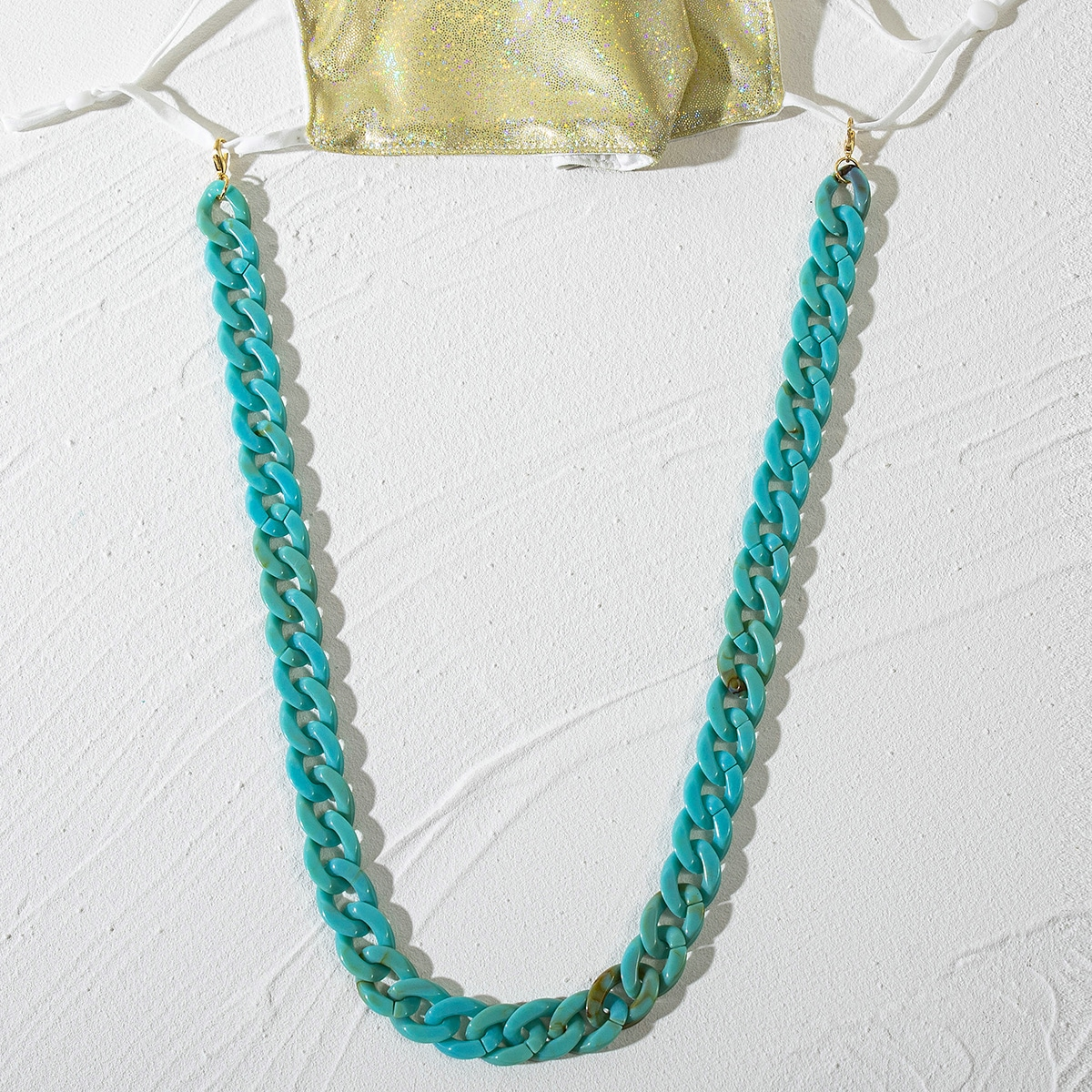 Simple Face Mask Chain
