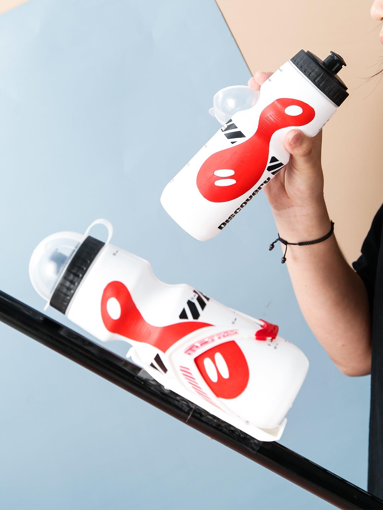 1Pc Portable Water Bottle