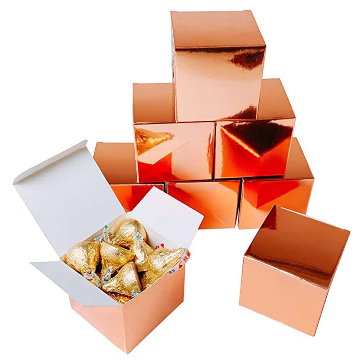 10шт Упаковочная коробка из бумаги