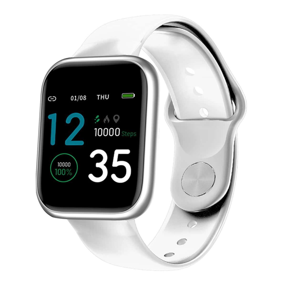 Смарт-часы для монитора артериального давления и фитнес-трекера