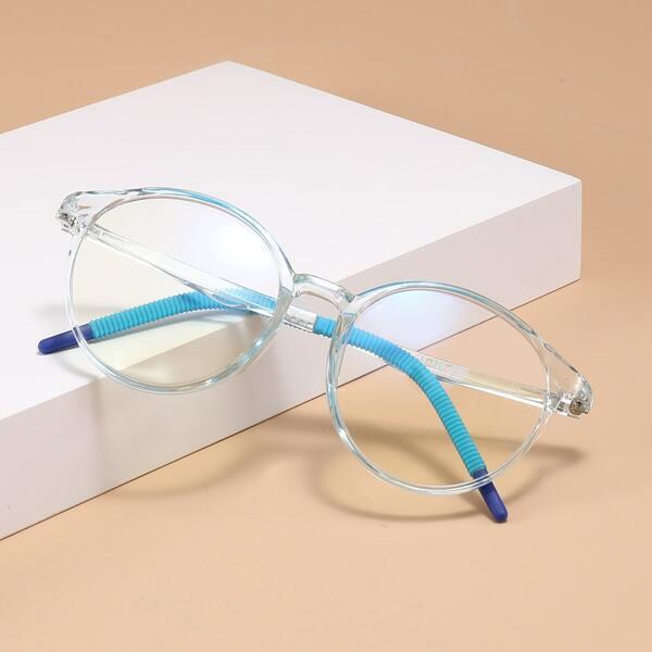Toddler Kids Anti-Blue Light Eyeglasses, Multicolor