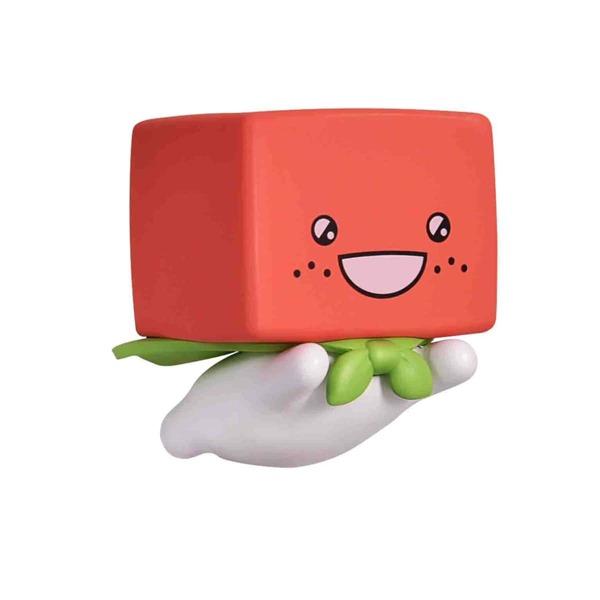 Cartoon Box Design Car Air Freshener, Red