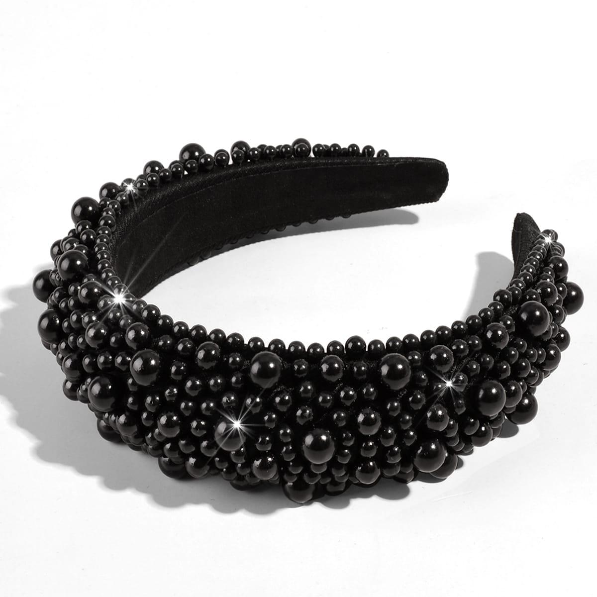 Bead Decor Headband