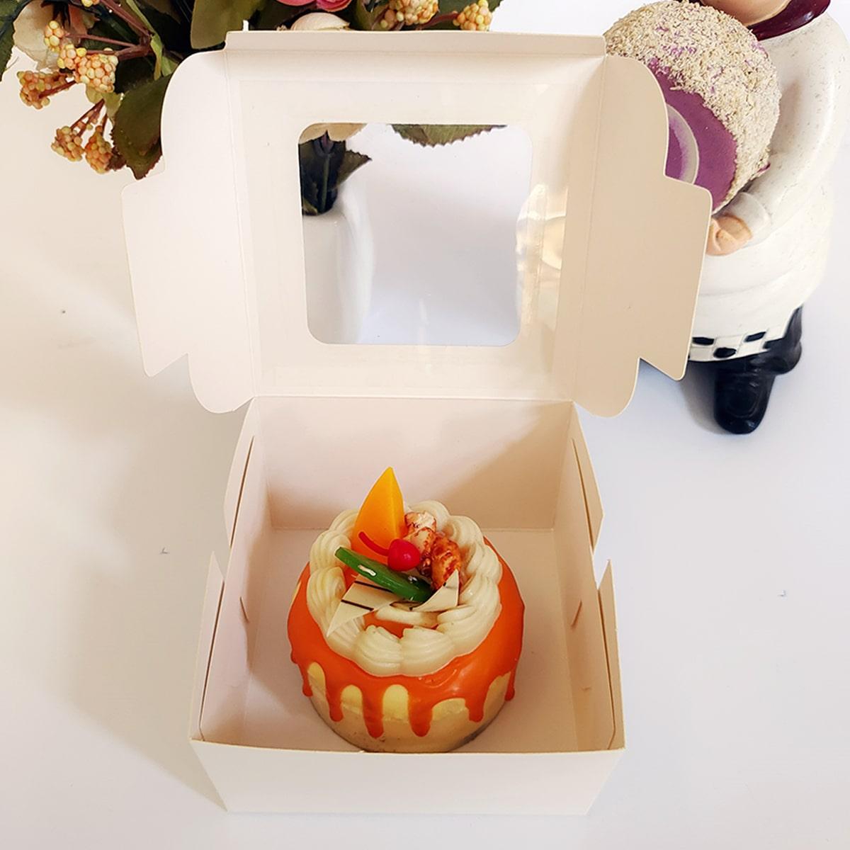 5шт Коробка десерт